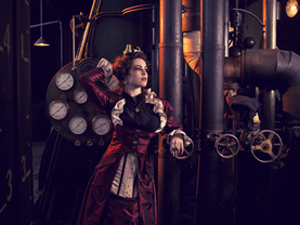 Steampunk at Scienceworks