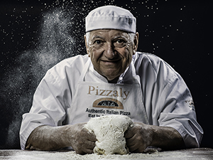 Silvio Serpa from Pizzaly